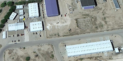 Celtech Google Earth