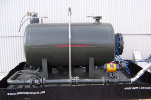 Preservation-Tank